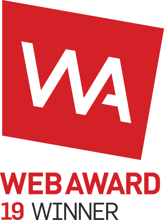 web award 19 winner